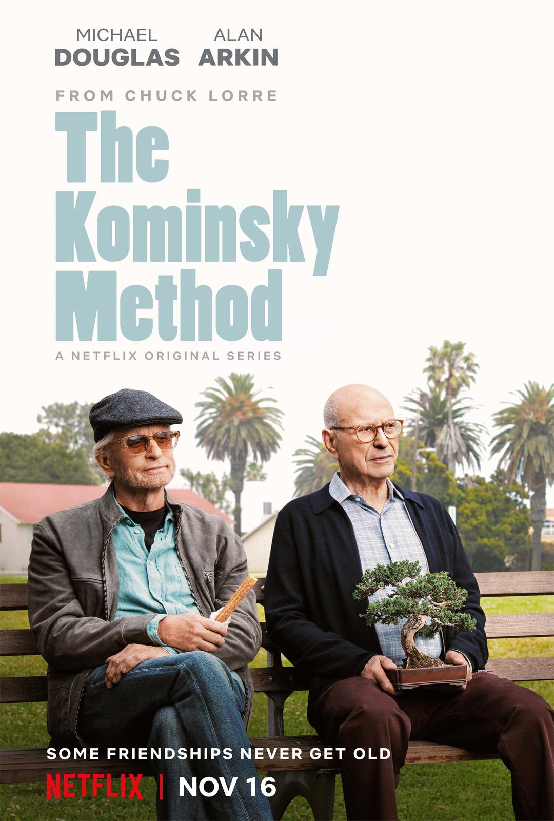 La méthode Kominsky - Saison 1 [COMPLETE]