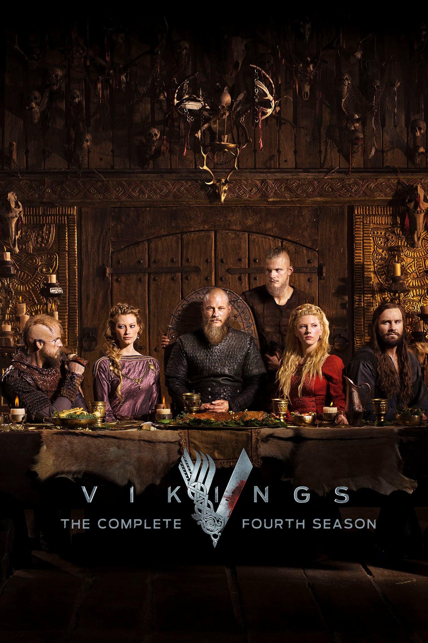 """Résultat de recherche d'images pour """"affiche saison 4 vikings"""""""