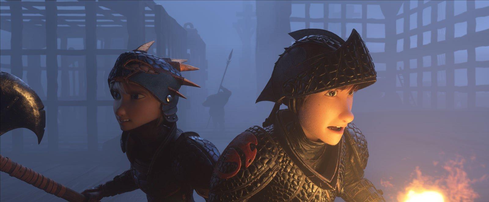 Dragons 3 : Le monde caché DVDRip Télécharger