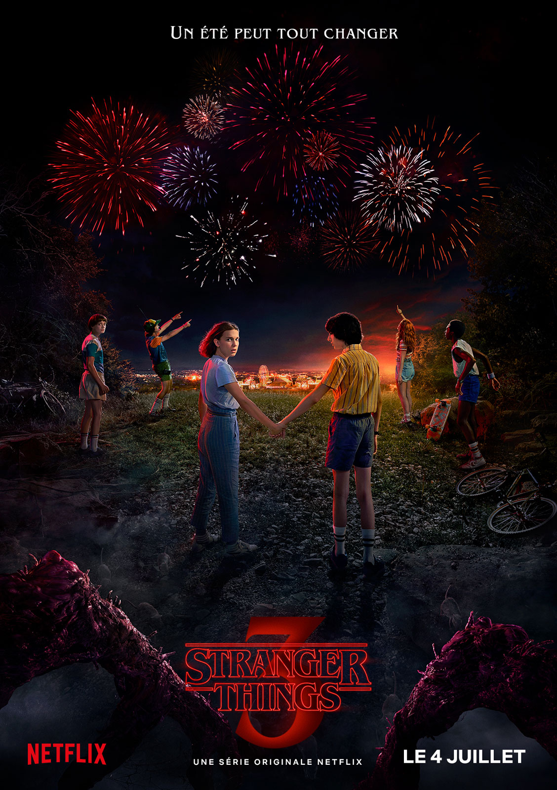 Stranger Things Saison 3 Allocine
