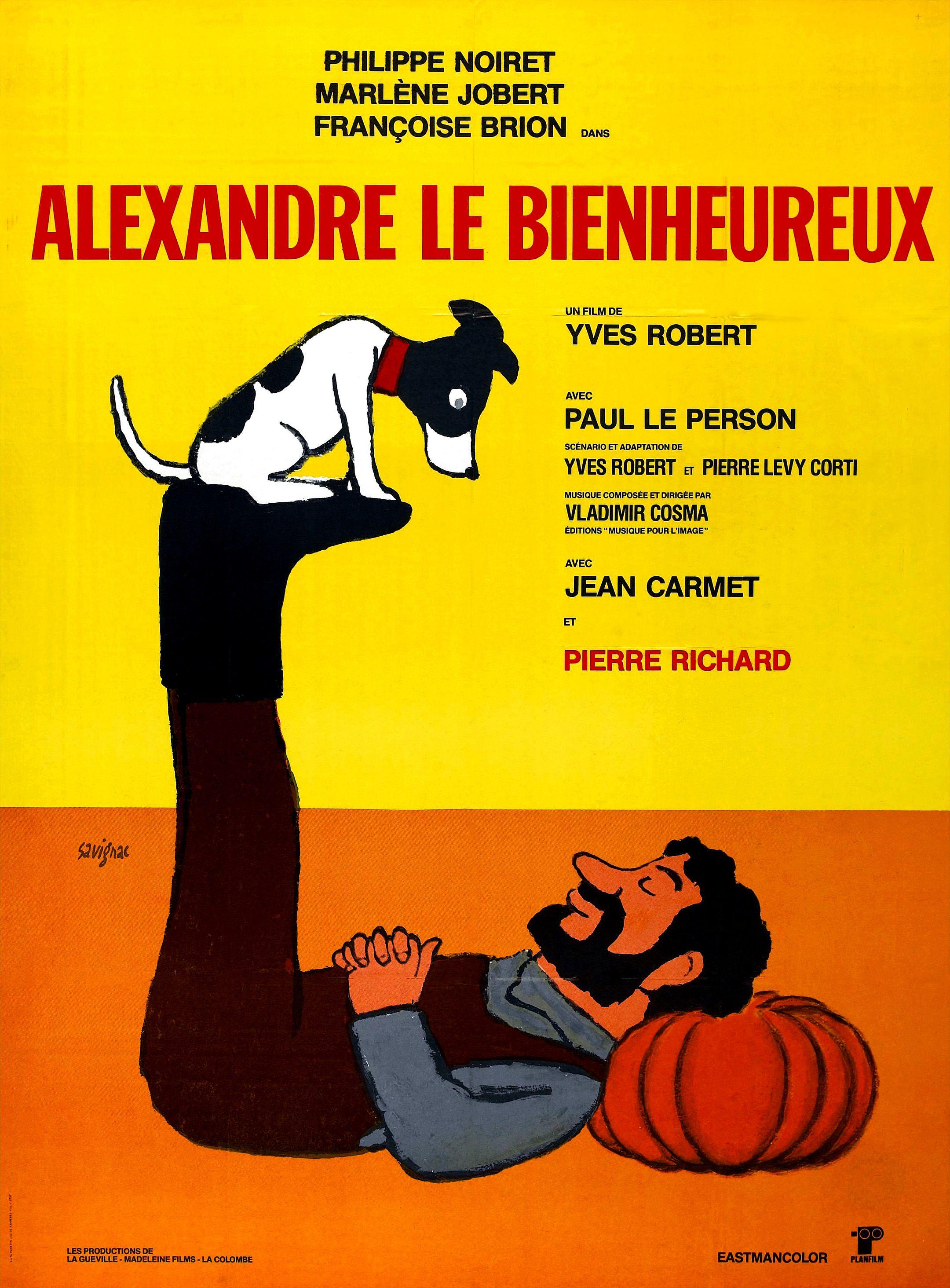 ALEXANDRE LE BIENHEUREUX TÉLÉCHARGER