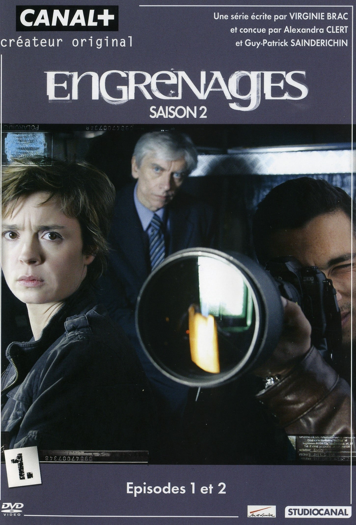Engrenages Saison 2 - AlloCiné