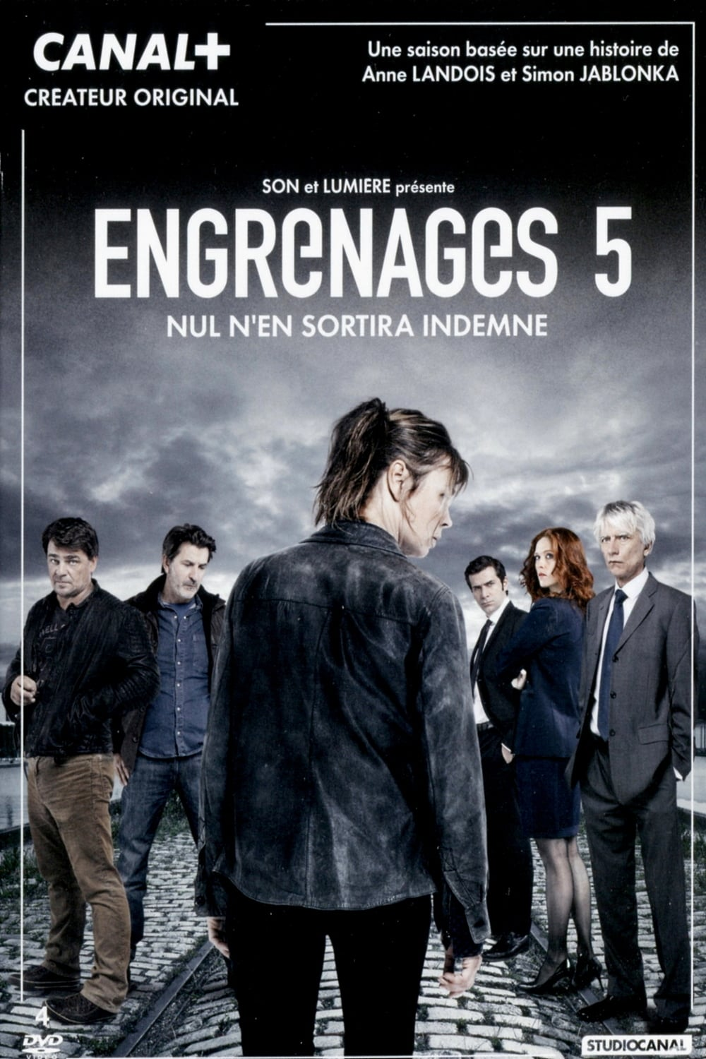 Engrenages Saison 5 - AlloCiné