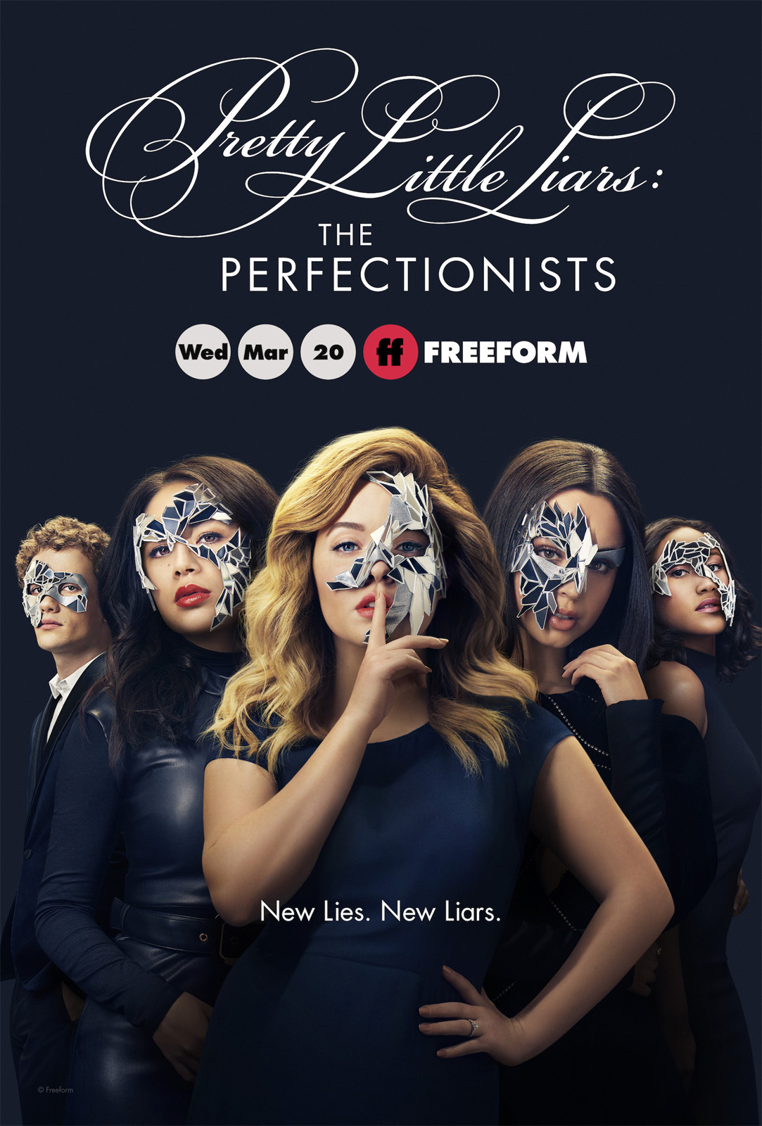 The Perfectionists Serie