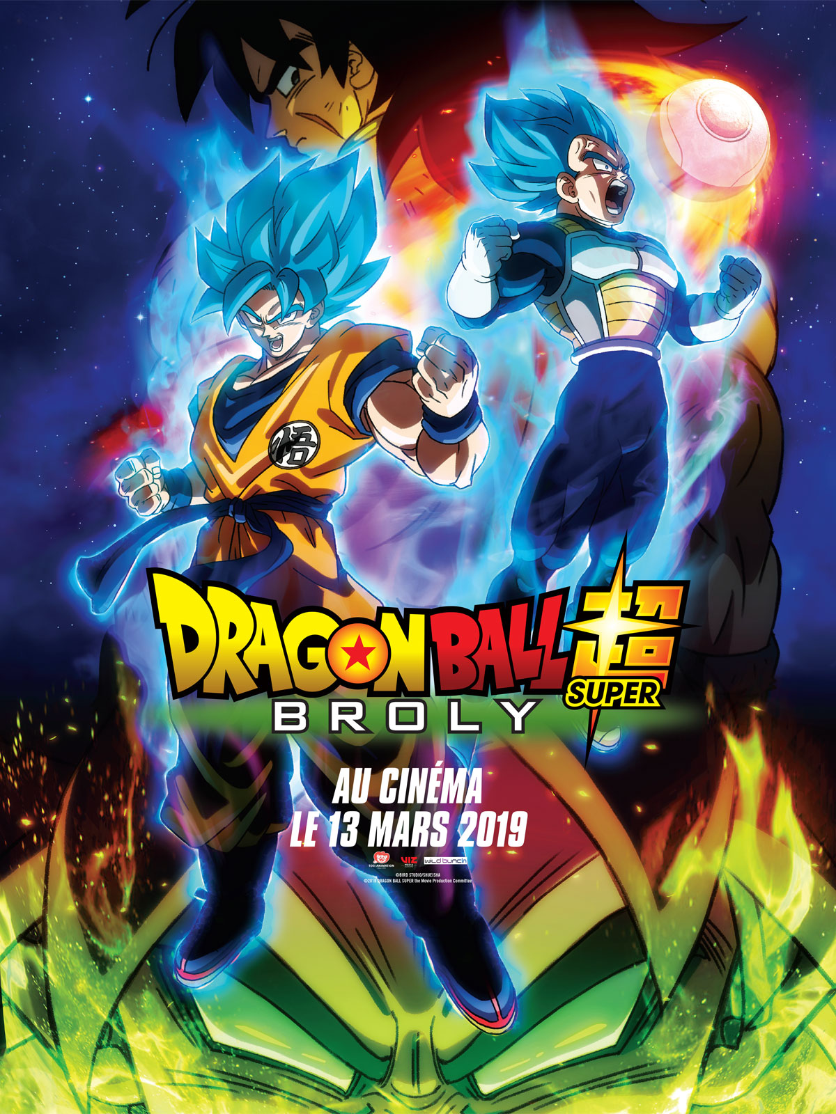 Image du film Dragon Ball Super: Broly