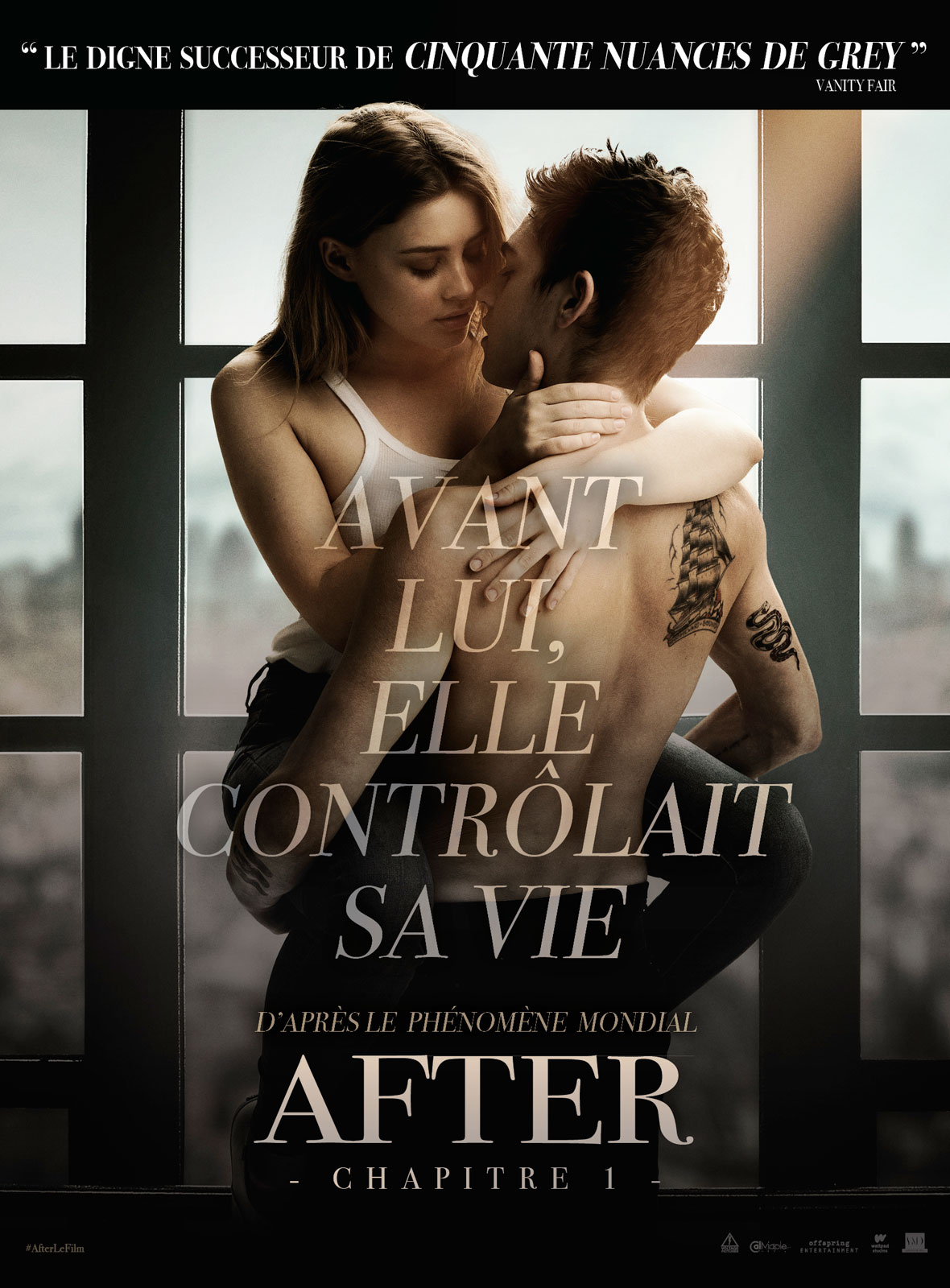 After Chapitre 1 Film 2019 Allocine
