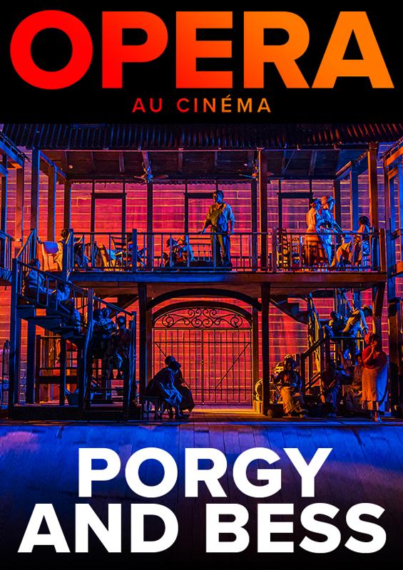 Image du film Porgy and Bess (Metropolitan Opera)