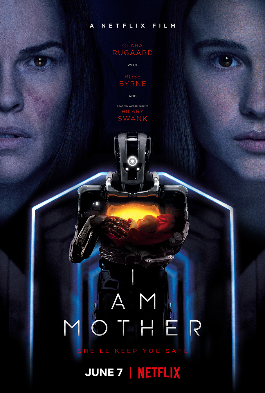 I Am Mother streaming