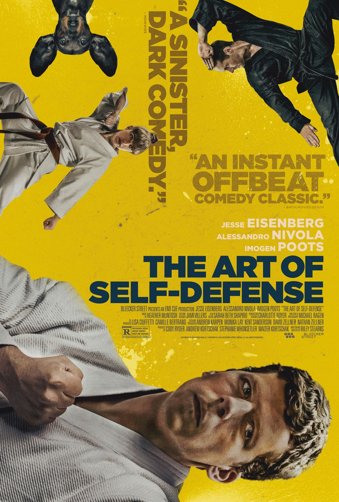 The Art Of Self-Defense Qualité BDRIP | TRUEFRENCH