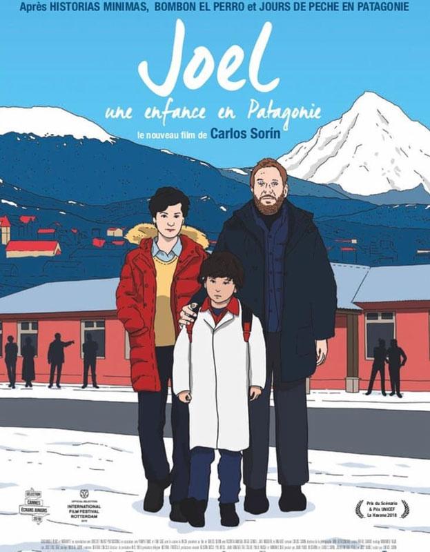 Joel, une enfance en Patagonie streaming