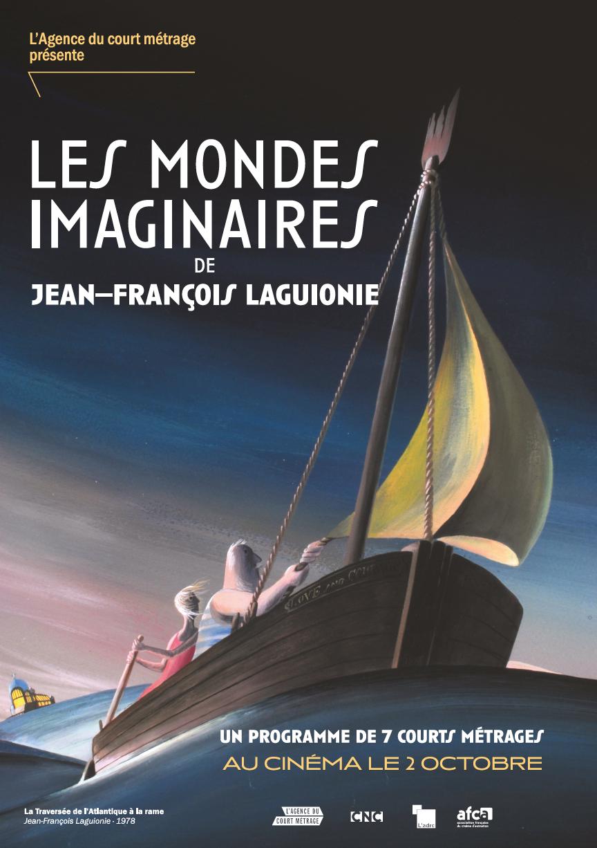 Affiche Les Mondes Imaginaires