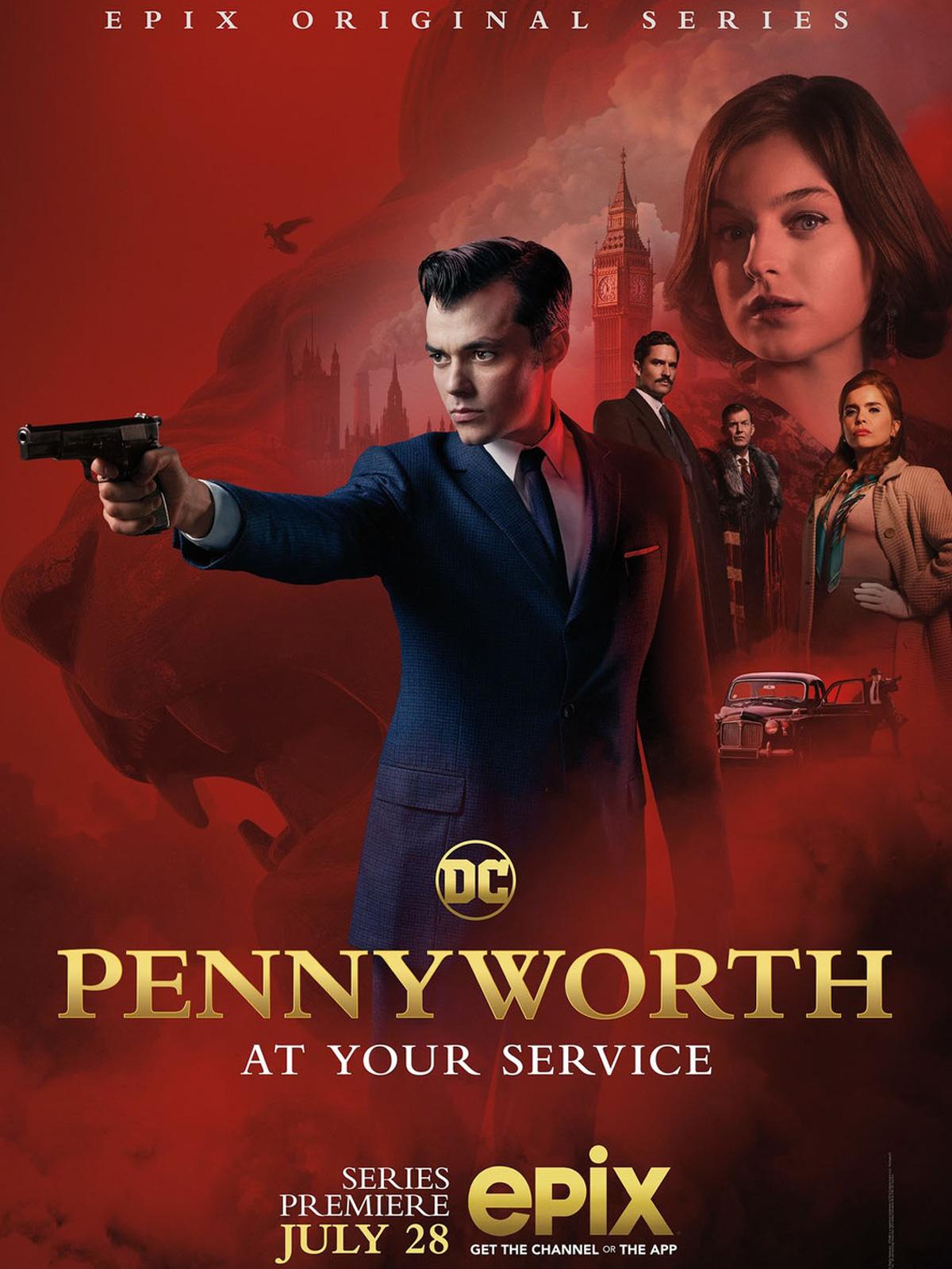 23 - Pennyworth