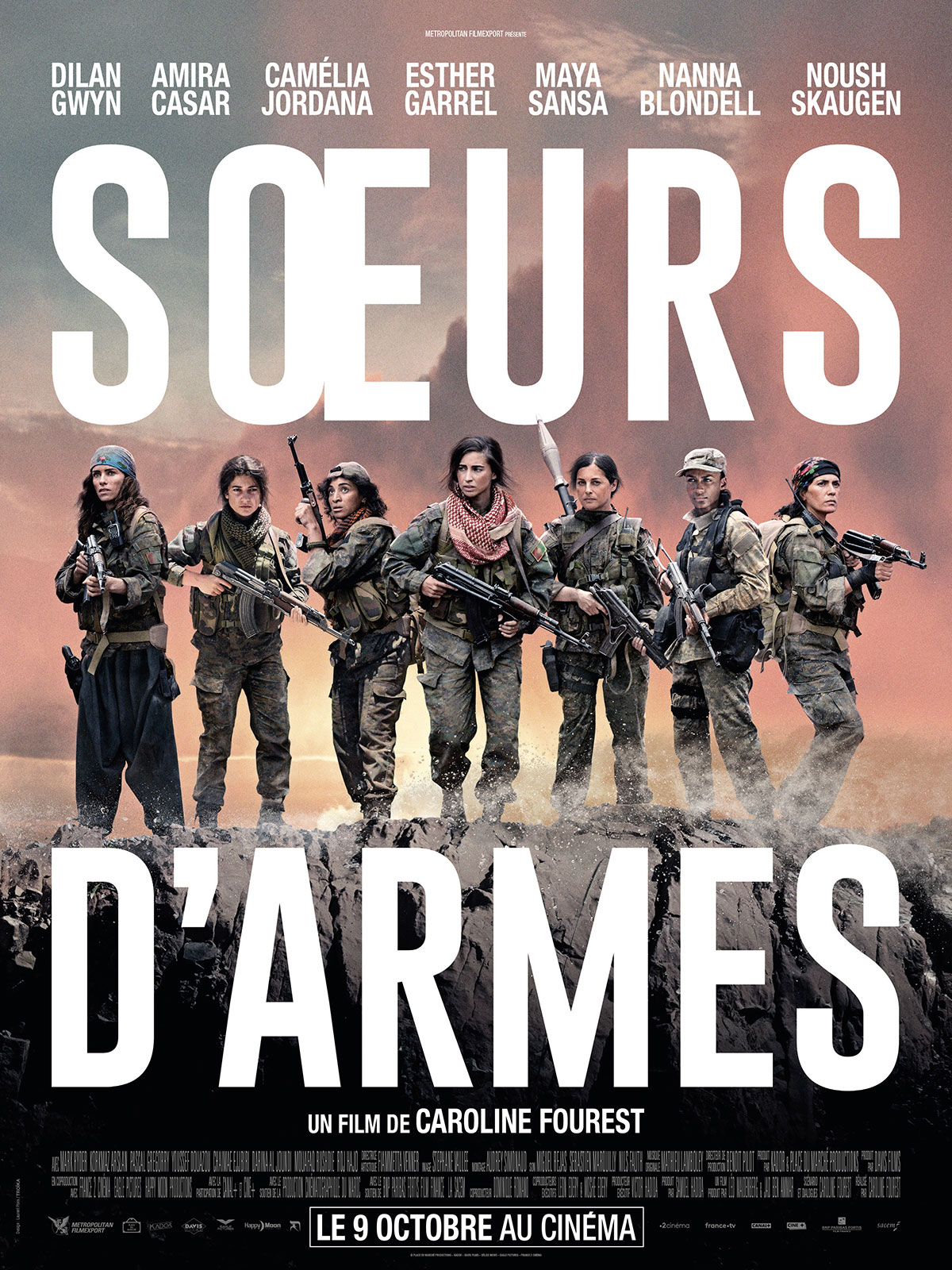 Sœurs d'armes streaming
