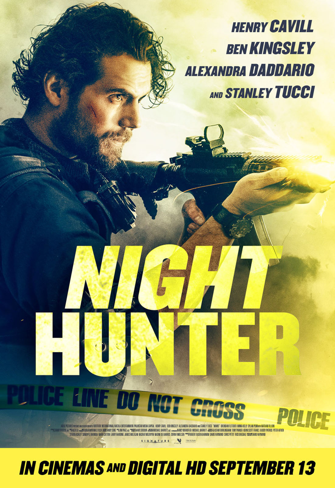 Night Hunter streaming