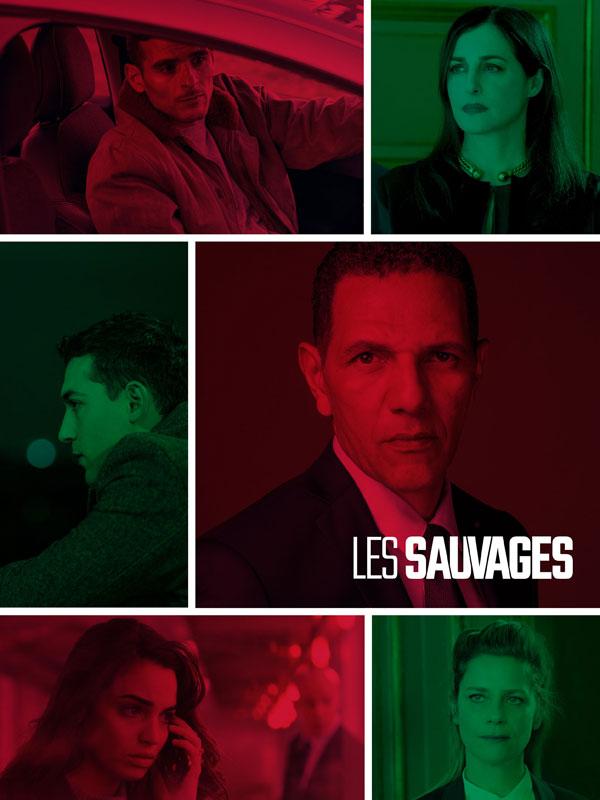28 - Les Sauvages