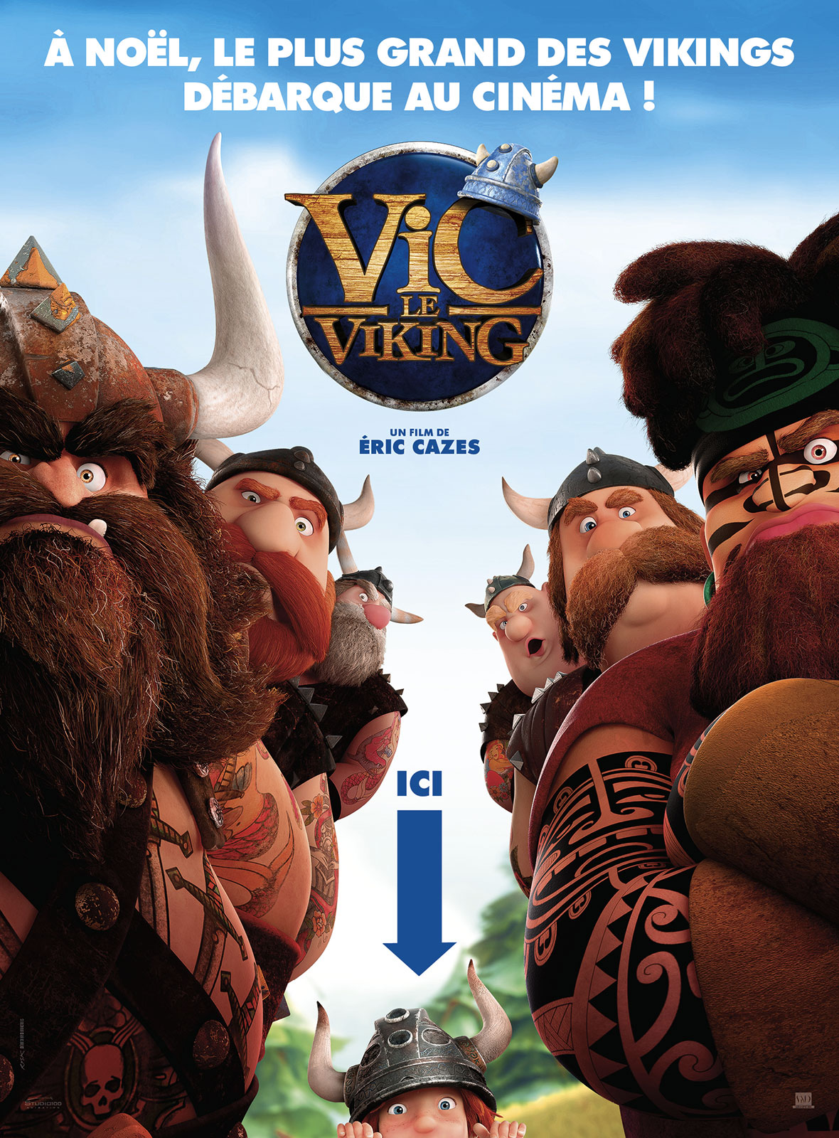 Vic le Viking Qualité WEB-DL 1080p | FRENCH