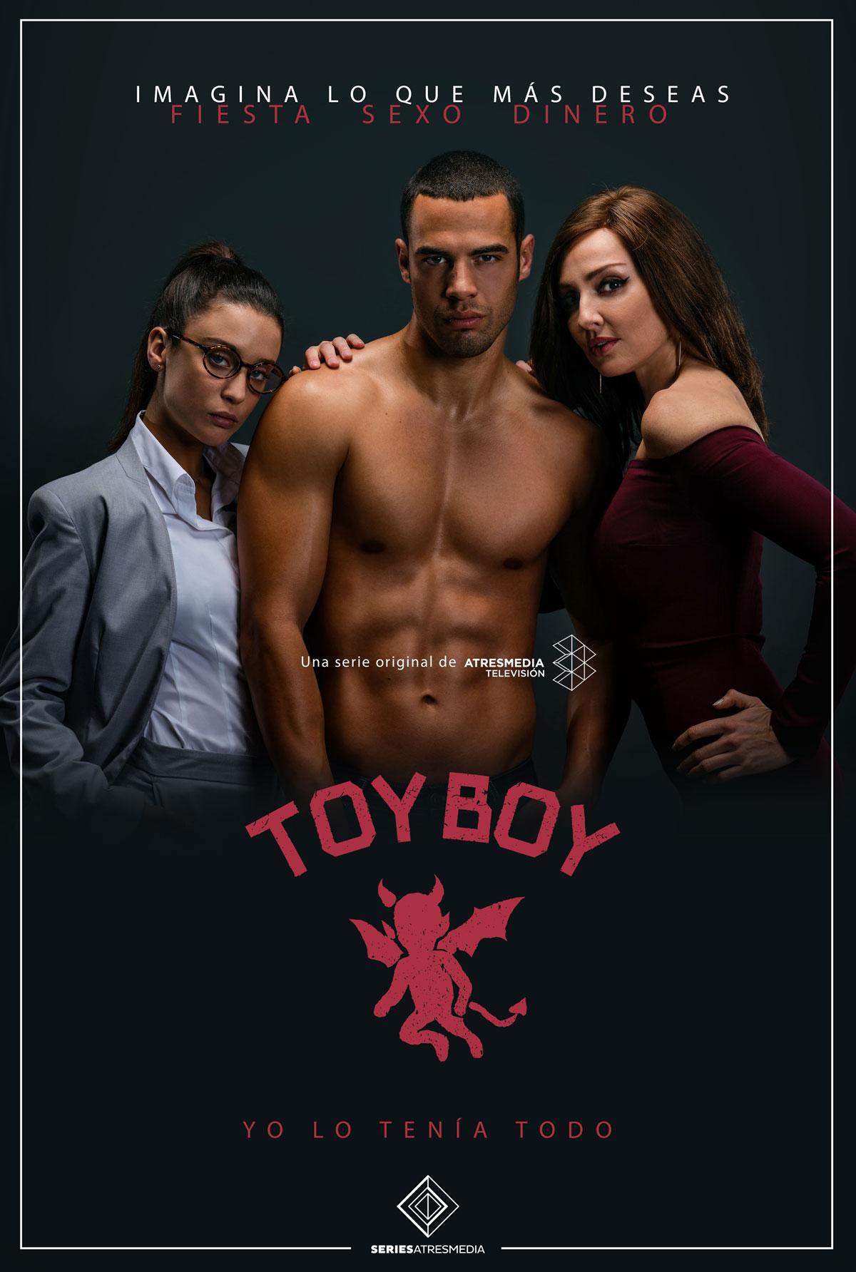 24 - Toy Boy