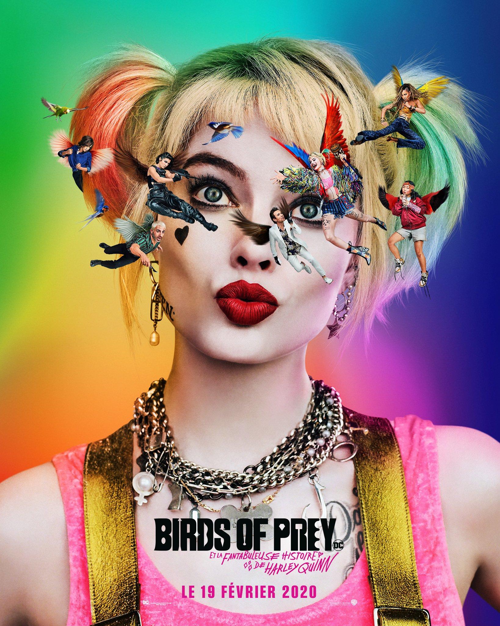 Birds of Prey et la fantabuleuse histoire de Harley Quinn streaming