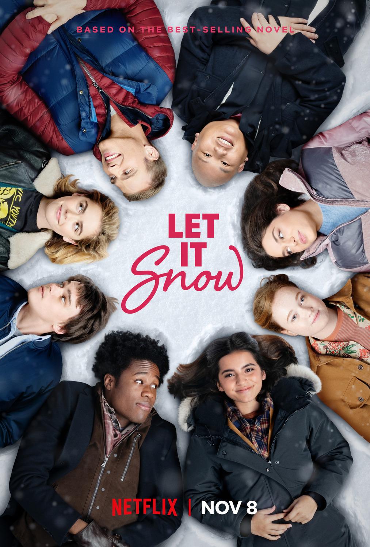 """Résultat de recherche d'images pour """"let it snow film"""""""