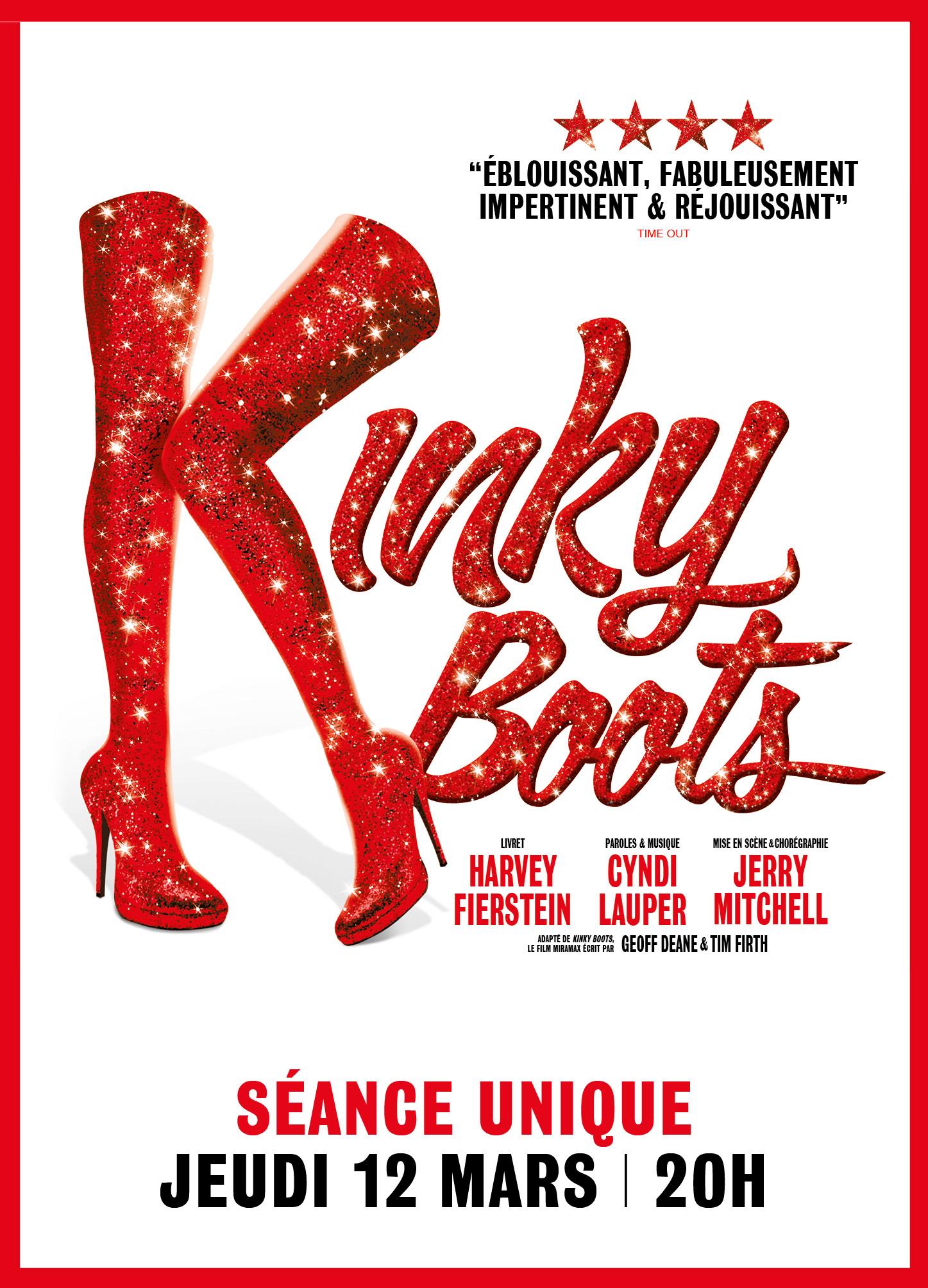 Image du film Kinky Boots, le show au cinéma