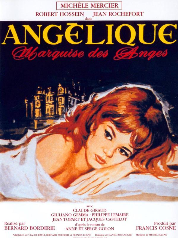 Angélique marquise des anges en streaming