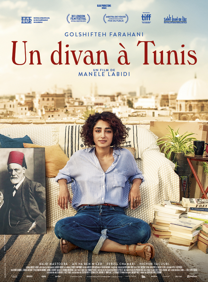 Un divan à Tunis streaming