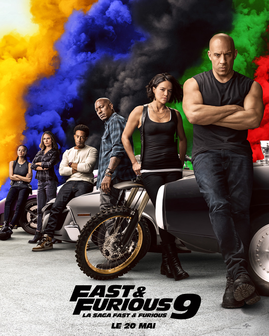 Fast & Furious 9 streaming