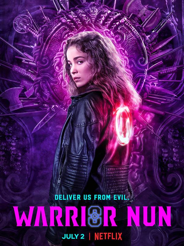 2 - Warrior Nun
