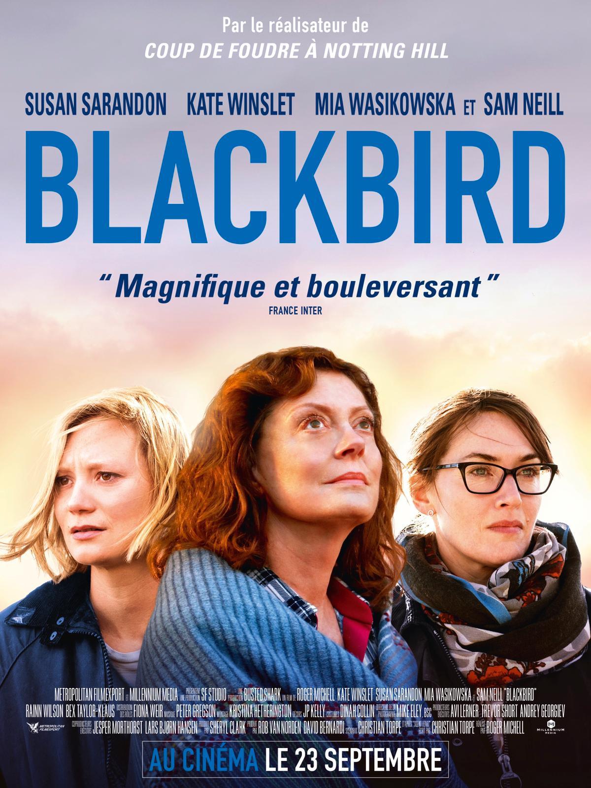 Blackbird streaming