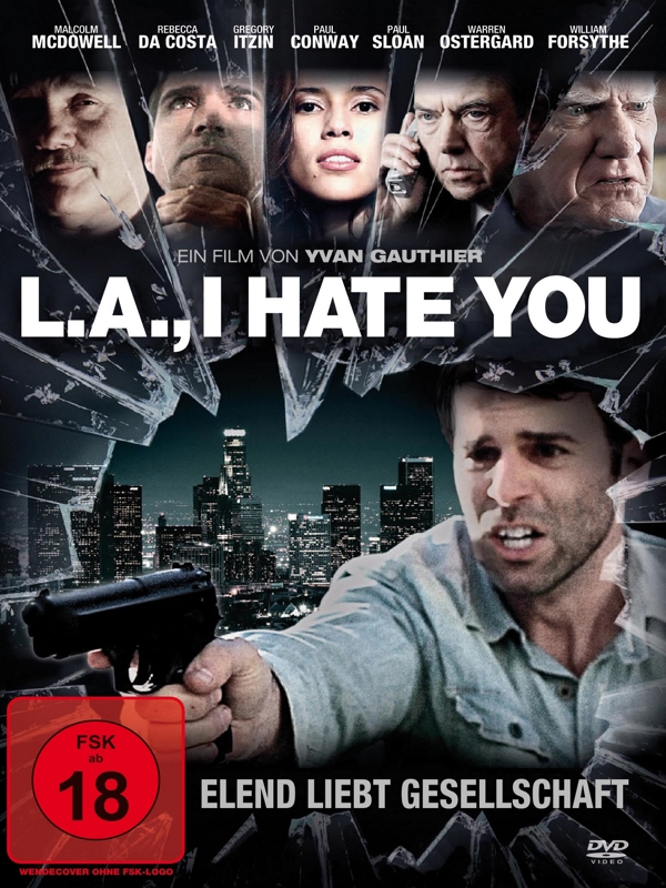 L.A., I Hate You Streaming Gratuit Français