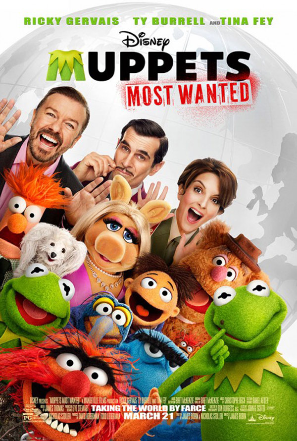 Muppets most wanted dvdrip