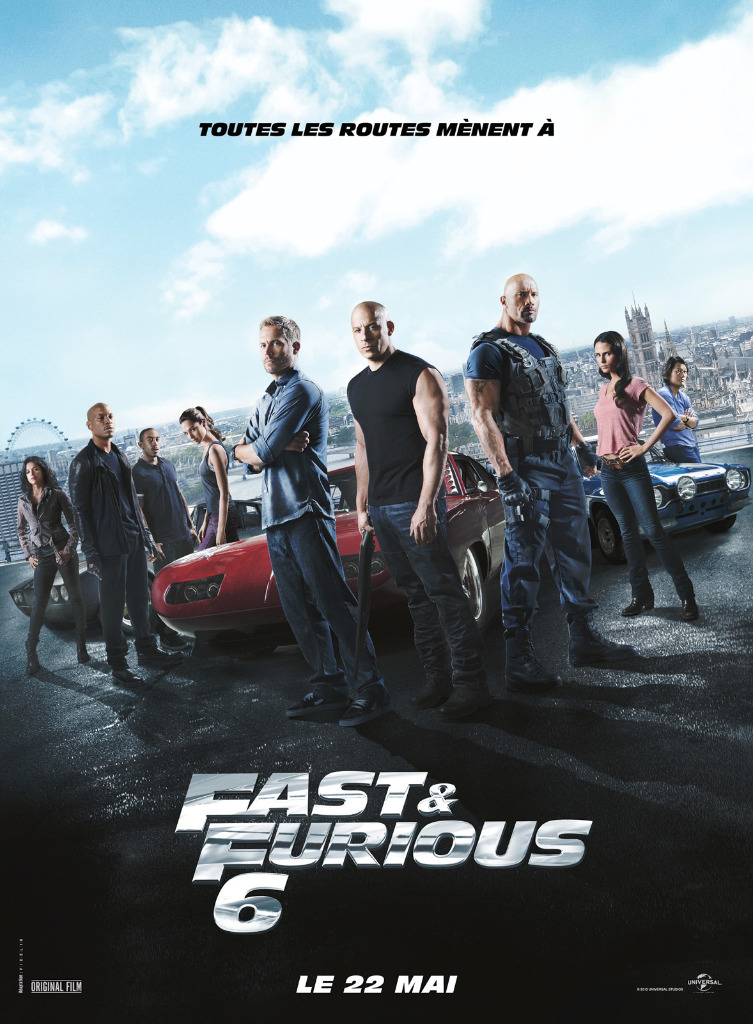 Fast & Furious 6 | Multi | WEB-DL 720p | 2013  | VOSTFR