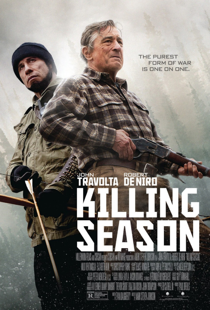 Killing Season | Multi | DVD-R NTSC | 2013