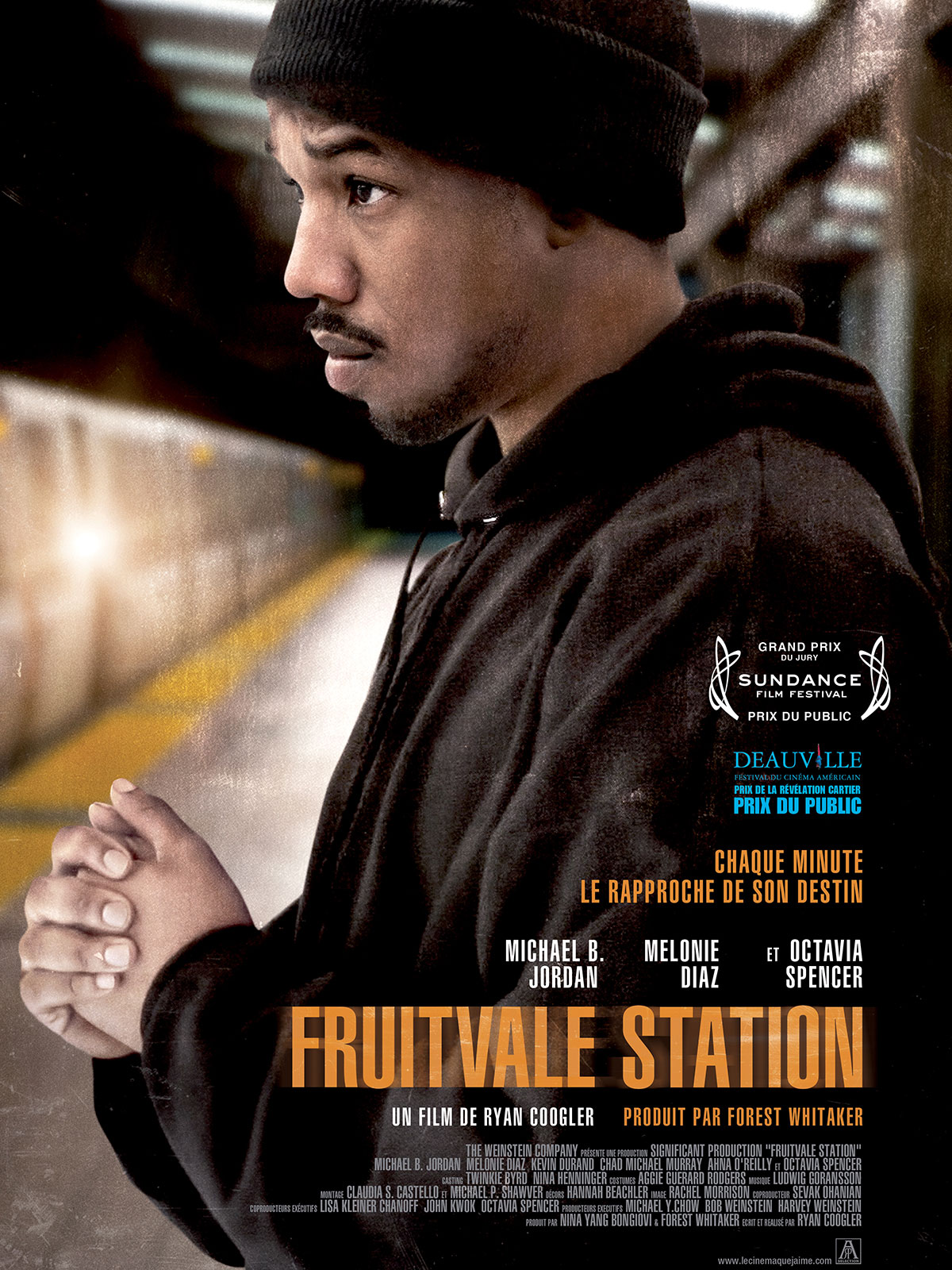 Fruitvale station film 2013 allocin for American cuisine film stream