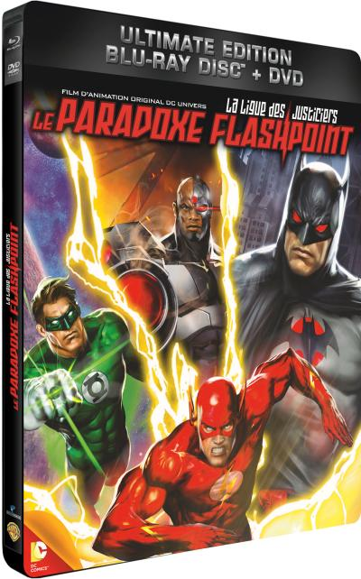 La Ligue des justiciers - Le paradoxe Flashpoint streaming