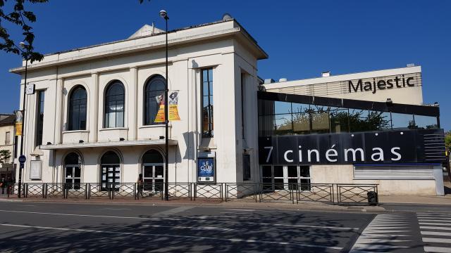 Cinema UGC Majestic A Meaux