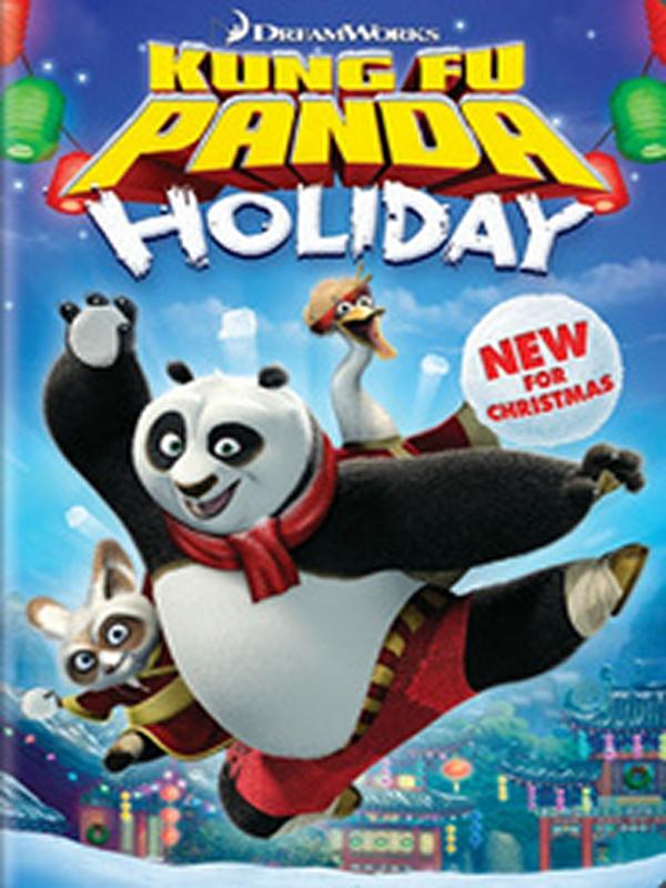 Image Kung Fu Panda: Bonnes fêtes