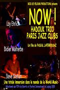 Photo : Now ! Hadouk Trio Paris Jazz Club