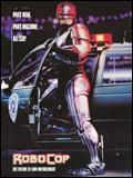 Affichette (film) - FILM - Robocop : 3085