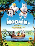 Photo : Moomin et la folle aventure de l'été