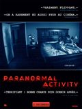 Affiche - FILM - Paranormal Activity : 140608