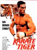 Photo : Karate Tiger - Le Tigre Rouge