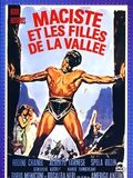 Photo : Maciste et les filles de la valle
