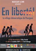 Photo : En liberté ! le village démocratique de Pourgues