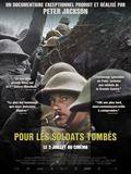 Photo : Pour les soldats tombés