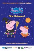 Photo : Peppa Pig fête Halloween