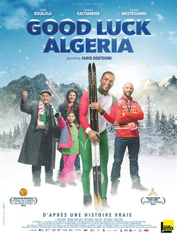 Good Luck Algeria french dvdrip