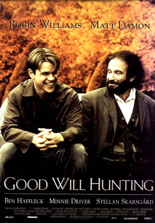 Will Hunting : Affiche Gus Van Sant