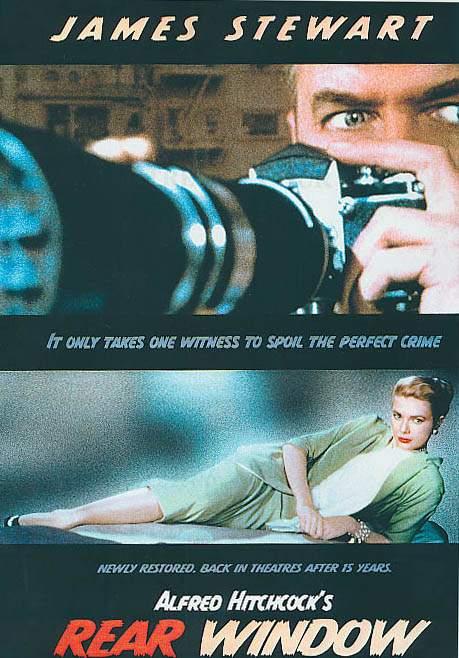 Affiche du film fen tre sur cour affiche 2 sur 2 allocin for Grace kelly fenetre sur cour