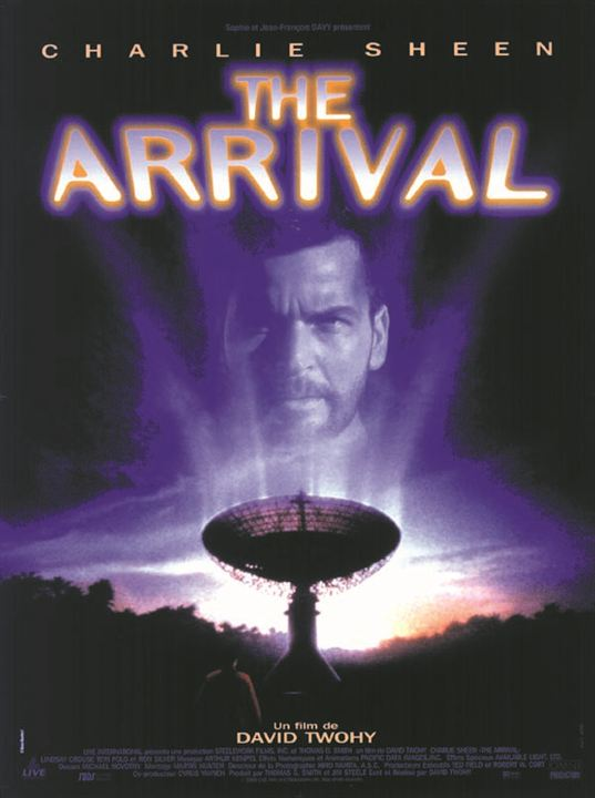The Arrival : Affiche